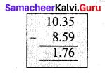 Samacheer Kalvi 7th Maths Solutions Term 3 Chapter 1 Number System 1.5 2
