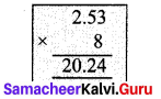 Samacheer Kalvi 7th Maths Solutions Term 3 Chapter 1 Number System 1.5 3