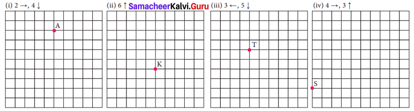 Samacheer Kalvi 7th Maths Solutions Term 3 Chapter 4 Geometry Ex 4.1 1
