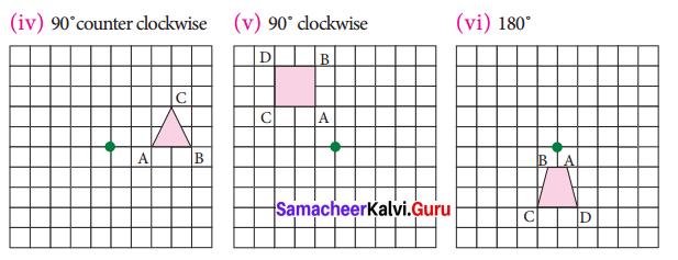 Samacheer Kalvi 7th Maths Solutions Term 3 Chapter 4 Geometry Ex 4.1 11