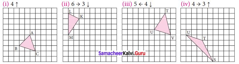 Samacheer Kalvi 7th Maths Solutions Term 3 Chapter 4 Geometry Ex 4.1 4