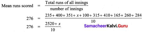 Samacheer Kalvi 7th Maths Solutions Term 3 Chapter 5 Statistics Ex 5.1 4