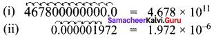 Samacheer Kalvi Guru 8th Maths Solutions Term 3 Chapter 1 Numbers Ex 1.4