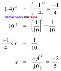 Samacheer Kalvi Guru 8th Maths Guide Solutions Term 3 Chapter 1 Numbers Ex 1.4