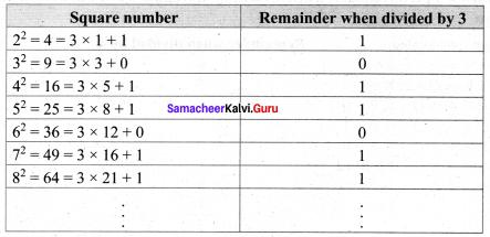 Samacheer Kalvi 8th Maths Solutions Term 3 Chapter 1 Numbers Intext Questions 3