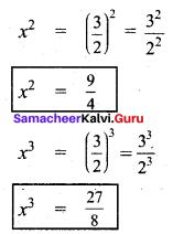 Samacheer Kalvi 8th Maths Solutions Term 3 Chapter 1.5 7