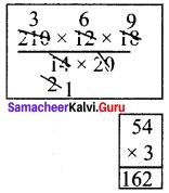 Samacheer Kalvi 8th Maths Solutions Term 3 Chapter 2 Life Mathematics Ex 2.1 2