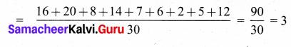 Samacheer Kalvi 8th Maths Solutions Term 3 Chapter 5 Information Processing Ex 5.2 5