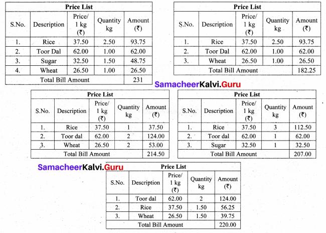 Samacheer Kalvi 8th Maths Solutions Term 3 Chapter 5 Information Processing Intext Questions 14