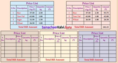 Samacheer Kalvi 8th Maths Solutions Term 3 Chapter 5 Information Processing Intext Questions 2
