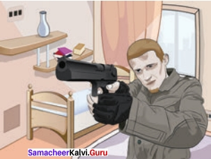 Samacheer Kalvi 12th English Solutions Supplementary Chapter 4 The Midnight Visitor img-8
