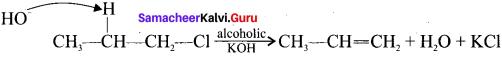 Samacheer Kalvi 11th Chemistry Solution Chapter 14 Haloalkanes and Haloarene