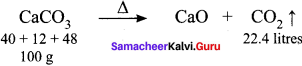 Samacheer Kalvi 11th Chemistry Solutions Chapter 1 Basic Concepts of Chemistry and Chemical Calculations - 148