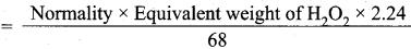 11th Chemistry Lesson 4 Book Back Answers Samacheer Kalvi Hydrogen