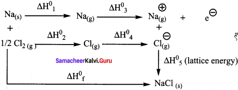 Samacheer Kalvi.Guru 11th Chemistry Solutions Chapter 7 Thermodynamics
