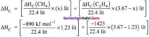 11th Chemistry Chapter 7 Book Back Answers Thermodynamics Samacheer Kalvi