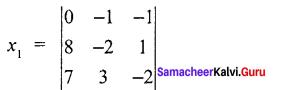 Samacheer Kalvi 11th Economics Solutions Chapter 12 Mathematical Methods for Economics