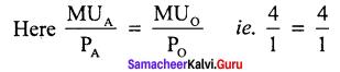 Samacheer Kalvi 11th Economics Book Solutions Chapter 2 Consumption Analysis
