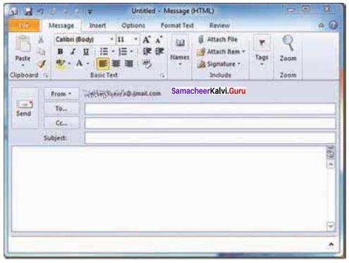 Convocation Address Paragraph Samacheer Kalvi 11th English Solutions Prose Chapter 5
