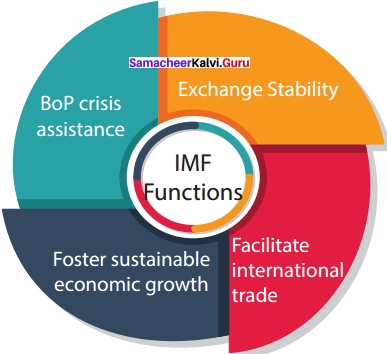 Samacheer Kalvi 12th Economics Solutions Chapter 8 International Economic Organisations