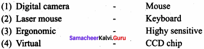 11th Computer Science Question Answer Samacheer Kalvi Chapter 1 Introduction To Computers