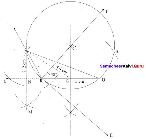 Tamil Nadu 10th Maths Model Question Paper 1 English Medium - 30