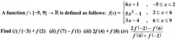 Tamil Nadu 10th Maths Model Question Paper 1 English Medium - 6
