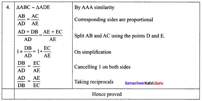 Tamil Nadu 10th Maths Model Question Paper 2 English Medium - 15