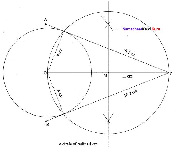 Tamil Nadu 10th Maths Model Question Paper 2 English Medium - 22