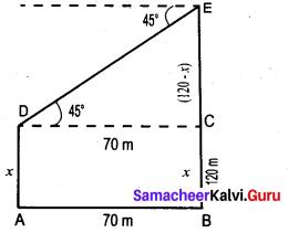 Tamil Nadu 10th Maths Model Question Paper 2 English Medium - 7