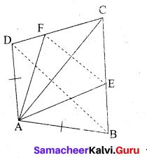 Tamil Nadu 10th Maths Model Question Paper 3 English Medium - 12