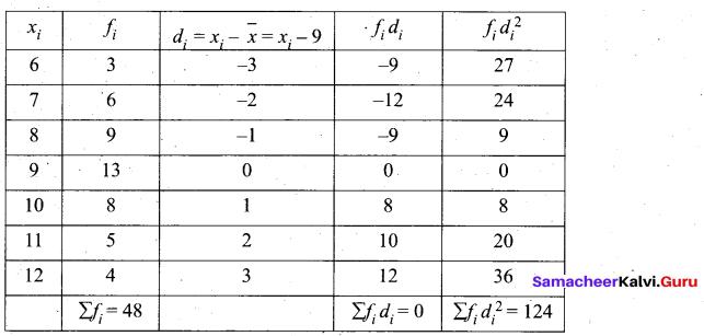 Tamil Nadu 10th Maths Model Question Paper 3 English Medium - 17