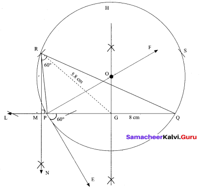 Tamil Nadu 10th Maths Model Question Paper 3 English Medium - 21