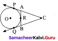 Tamil Nadu 10th Maths Model Question Paper 5 English Medium - 1