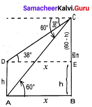 Tamil Nadu 10th Maths Model Question Paper 5 English Medium - 17