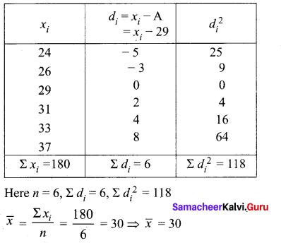 Tamil Nadu 10th Maths Model Question Paper 5 English Medium - 18