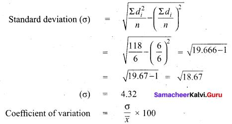 Tamil Nadu 10th Maths Model Question Paper 5 English Medium - 19