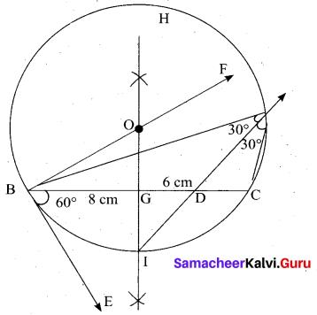 Tamil Nadu 10th Maths Model Question Paper 5 English Medium - 23