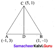 Tamil Nadu 10th Maths Model Question Paper 5 English Medium - 9