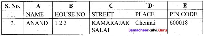 Tamil Nadu 11th Accountancy Model Question Paper 1 English Medium - 8