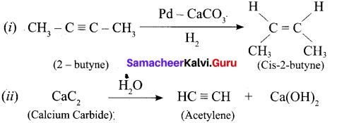 Tamil Nadu 11th Chemistry Model Question Paper 1 English Medium image - 25