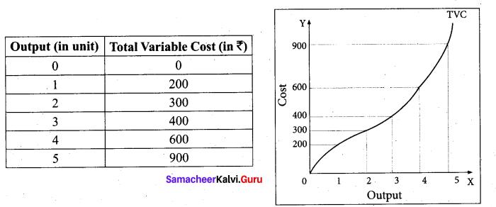 Tamil Nadu 11th Economics Model Question Paper 1 English Medium - 6