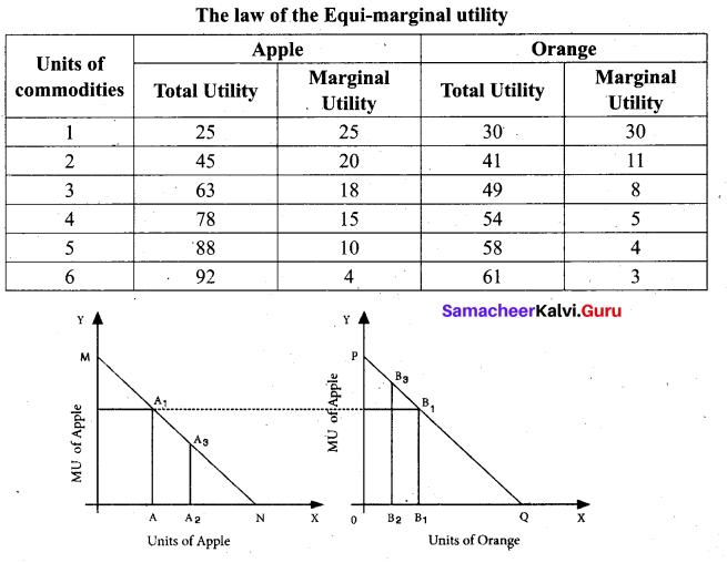 Tamil Nadu 11th Economics Model Question Paper 2 English Medium - 9