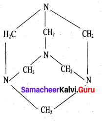 Tamil Nadu 12th Chemistry Model Question Paper 1 English Medium - 10