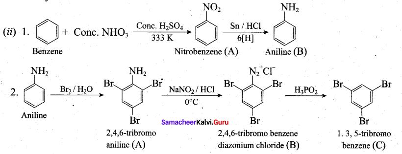 Tamil Nadu 12th Chemistry Model Question Paper 1 English Medium - 32