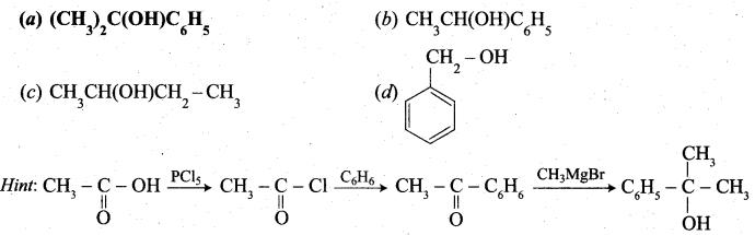 Tamil Nadu 12th Chemistry Model Question Paper 1 English Medium - 6
