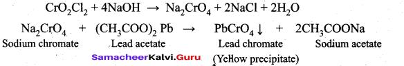 Tamil Nadu 12th Chemistry Model Question Paper 5 English Medium - 11