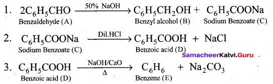 Tamil Nadu 12th Chemistry Model Question Paper 5 English Medium - 51