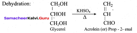 Tamil Nadu 12th Chemistry Model Question Paper 5 English Medium - 7
