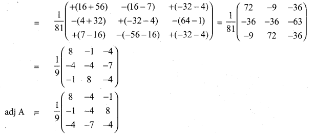 Tamil Nadu 12th Maths Model Question Paper 1 English Medium - 10